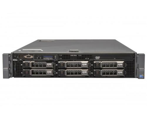 Серверная платформа DELL 2U PowerEdge R710 6xLFF Б.У.